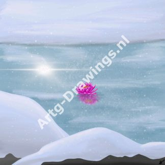 Fozen Petal